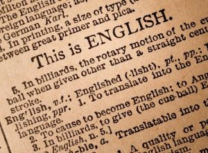 Think beyond dictionary defintions